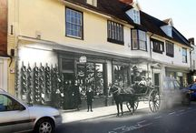 Bungay Ghosts / A mixture of past and present - what came before and what happens now...   All images © Karen Leah