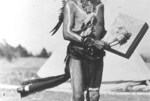 Native American Healing / Medicine Men and Women; Shamans; Holy Persons. Images and quotes.