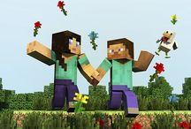 Minecraft / Minecraft {sunnydays}