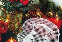 Navidad crochet / by Moris Sadu
