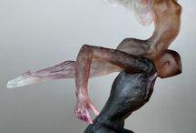Stunning sculptures