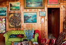 Cabin / by Amanda Keane Ayres