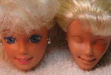 repaint dolls