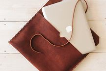 Leather accessories / Inspiration for leather work