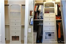 Closet Ideas / by Jacob Rosenberg