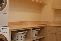Home: Laundry Room, Pantry & Garage / by Kacy Michelle