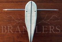 BRANTLERS / Brantler sculptures by me