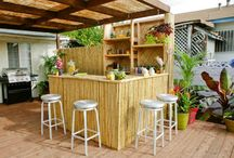 Outdoor Seating Kitchen