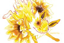 flower evee lusions