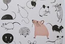 animali disegnare