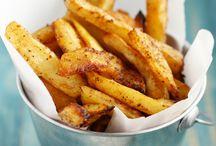 Healthy food / Good healthy snack