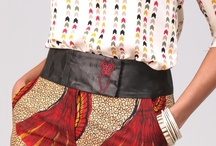 Summer 2013 Collection / African inspired women's clothing line
