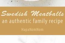 Authentic Recipes: Dinner