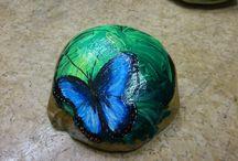 Maľba na kamene