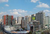 Ciudades de América del Sur