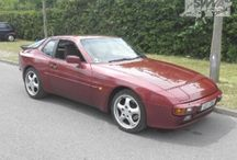 Porsche 944 / Built to replace the 924 as the entry model Porsche (despite Porsche later deciding to continue the 924's run up to 1995) the Prorsche 944 was built from 1982 to 1992, when it was replaced by the Porsche 968. Over the 944's 10 year production run Porsche built many variants, including the 944S, 944 Turbo, 944S2, and the rangetopping 944 Turbo S.