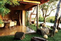 Molori Safari - Main Lodge / Catering to the well-heeled, discerning traveler in search of absolute privacy, relaxation and a genuine connection to their local surroundings, Molori Safari Lodge is anything but a typical safari camp.