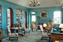 The new office of Emerald Events & Weddings  / We're not there yet but when we get ready for our new digs, expect them to be fabulously vintage and brilliantly green! =o) In order to achieve the unthinkable you must do what seems impossible. ~ Albert Einstein