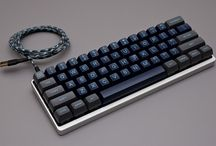 Clickity Clack Steeze (Mechanical Keyboards)
