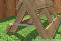 Sawbuck / How to build sawbuck