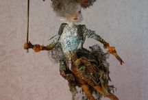 Art Dolls / Beautiful and unusual art dolls