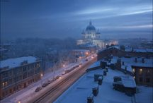 St. Petersburg. Winter