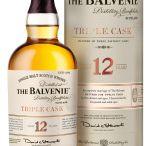 Balvenie single malt scotch whisky / Balvenie single malt scotch whisky