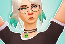 Sims 4 Maxis match
