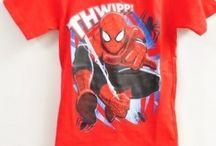 Komplety dziecięce Spiderman / http://onlinehurt.pl/?do_search=true&search_query=Spiderman