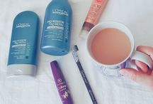 Cosmetics Hauls / Hauls, new products, new stuff