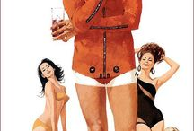 007: THUNDERBALL / 1965 James Bond film. Fourth in the series, touted as 'the biggest Bond of all'. / by Mark McGuire