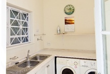 Our laundry scullery