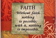 Faith / by Adelle Fourie