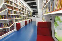 Bookmobile Designs