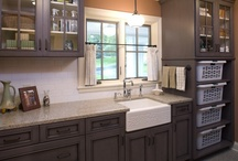 The Country House: Laundry Room