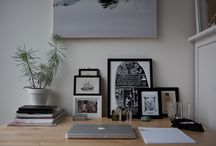 workspace / by Irene Chang