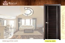 Guntier Designer Doors / We undertake manufacturing of plywood, shuttering plywood, flush doors shutters. The company began life as manufacturers of block boards, D.K. PLYWOOD Company, has successfully supplied material to prestigious Industrieal, Institutional, Commercial, Residential, Hospital and construction projects.