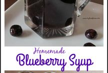 syrups and sauces
