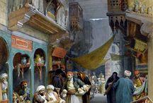 Bazar egypt