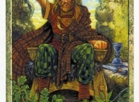 Tarot 5. High Priest