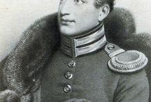 1825 год. Декабристы