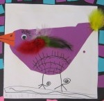 bird school / bird theme, kindergarten, preschool, elementary, bird unit study, bird crafts, hands-on fun