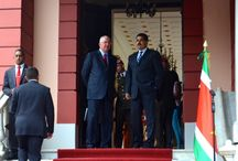 UNASUR Summit in Venezuela / Ernesto Samper takes the reins as the new Secretary General