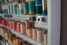 Sewing Organisation Ideas
