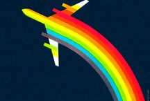 Airline Travel Posters