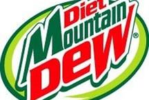Diet Mt. Dew, I LOVE THIS STUFF!!! / by John Erwin