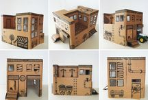 box houses