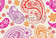 paisley...just love it...  / by Enaz Sa