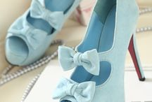Shoes, Blue