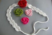 cintas de pelo ideas crochetdiademas